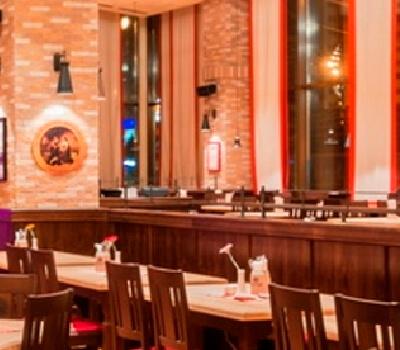 Ресторан Paulaner Brauhaus