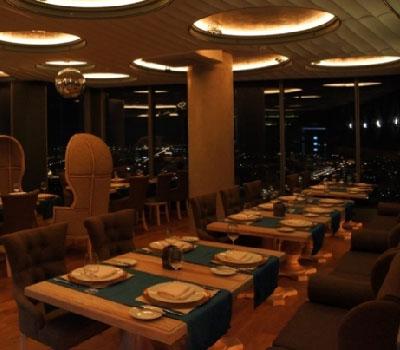 Ресторан PANORAMA A.S.P.